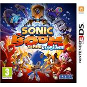 SONIC BOOM FEU & GLACE - 3DS