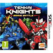 TENKAI KNIGHTS - 3DS