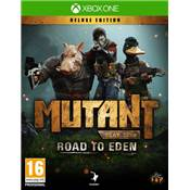 MUTANT YEAR ZERO ROAD TO EDEN DELUXE EDITION - XONE