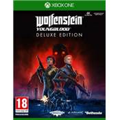 WOLFENSTEIN 2 YOUNGBLOOD DELUXE EDITION - XBOX ONE