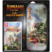 JUMANJI LE JEU VIDEO + SACOCHE BUNDLE - SWITCH