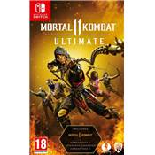 MORTAL KOMBAT XI ULTIMATE - SWITCH
