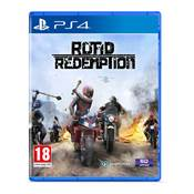 ROAD REDEMPTION - PS4