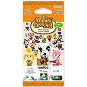 AMIIBO CARTE ANIMAL CROSSING 3 CARTES /42 série 2