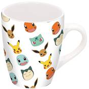 MUG POKEMON BARREL PORCELAINE CHARACTERS /36/6
