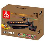 CONSOLE ATARI FLASHBACK8 GOLD HD + 120 JEUX PREINSTALLES /4