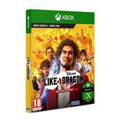 YAKUZA : LIKE A DRAGON LIMITED - XBOX ONE
