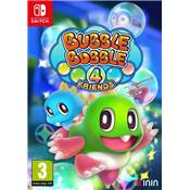 BUBBLE BOBBLE 4 FRIENDS - SWITCH