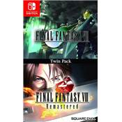 FINAL FANTASY 7 ET 8 - SWITCH