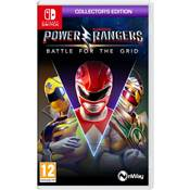 POWER RANGERS BATTLE FOR THE GRID COLLECTOR'S EDITION - SWITCH