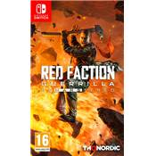 RED FACTION GUERILLA - SWITCH
