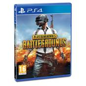 PLAYER UNKNOWNS BATTLEGROUNDS - PS4