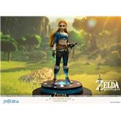 FIGURINE BREATH OF THE WILD ZELDA COLLECTOR 27CM
