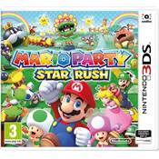 MARIO PARTY START RUSH - 3DS