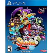 SHANTAE HALF GENIE HERO - PS4
