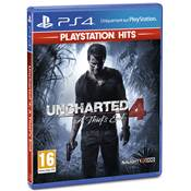 UNCHARTED 4 A THIEF'S END PSH - PS4