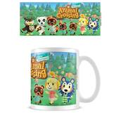 NINTENDO ANIMAL CROSSING MUG LINEUP