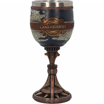 GAME OF THRONES COUPE THE SEVEN KINGDOMS 17.5CM