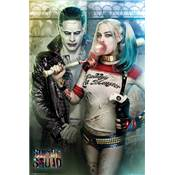 POSTER 110 SUICIDE SQUAD HARLEY QUINN & JOKER MAXI POSTER 61x91.5cm