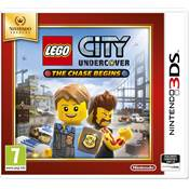 LEGO CITY UNDERCOVER THE CHASE BEGINS - 3DS select