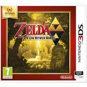 ZELDA A LINK BETWEEN WORLDS - 3DS select