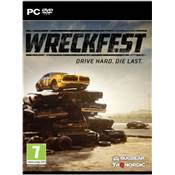WRECKFEST - PC CD