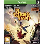 IT TAKES TWO - XBOX ONE