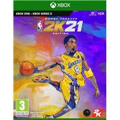 NBA 2K21 EDITION MAMBA FOREVER - XBOX ONE