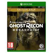 TOM CLANCY'S GHOST RECON BREAKPOINT GOLD - XBOX ONE