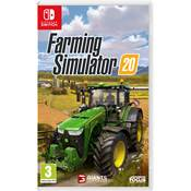 FARMING SIMULATOR 2020 EDITION SPECIALE - SWITCH