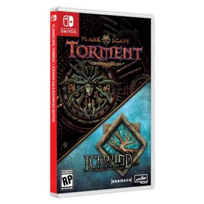 ICEWIND DALE + PLANESCAPE TORMENT ENHANCED - SWITCH