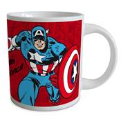 CAPTAIN AMERICA MUG 66CL AVB101326 /1/8/16