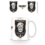 CALL OF DUTY MUG BLACK OPS 4 LOGO