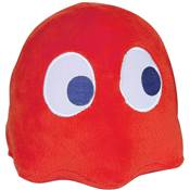 PAC MAN PELUCHE SONORE FANTOME ROUGE BLINKY 18cm /9 deee