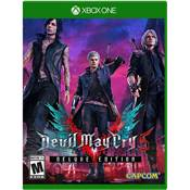 DEVIL MAY CRY 5 DELUXE STEELBOX - XBOX ONE