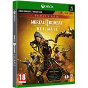 MORTAL KOMBAT XI ULTIMATE EDITION LIMITEE - XBOX ONE / XX