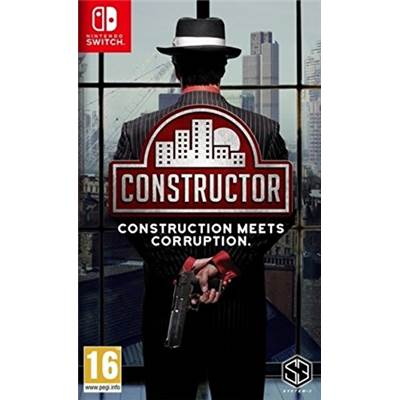 CONSTRUCTOR PLUS - SWITCH