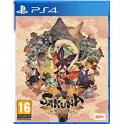 SAKUNA OF RICE AND RUIN - PS4