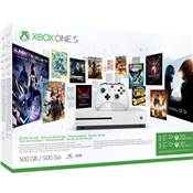 CONSOLE XBOX ONE S 500G 3M GAME PASS + 3M LIVE - XBOX ONE