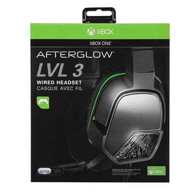 CASQUE PDP XBOX ONE AG LVL 3