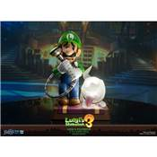 FIGURINE LUIGI'S MANSION 3 LUIGI COLLECTOR 25CM
