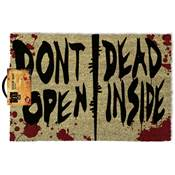 WALKING DEAD DOOR MAT