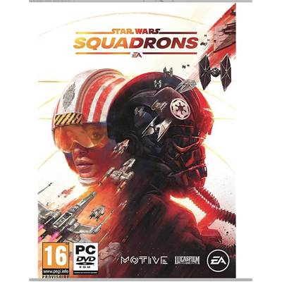 STAR WARS SQUADRONS - PC CD