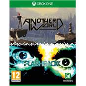 ANOTHER WORLD X FLASHBACK - XBOX ONE
