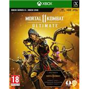 MORTAL KOMBAT XI ULTIMATE - XBOX ONE / XX
