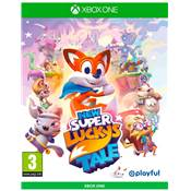 NEW SUPER LUCKY'S TALE - XBOX ONE