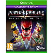 POWER RANGERS BATTLE FOR THE GRID COLLECTOR'S EDITION - XBX ONE