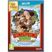 DONKEY KONG COUNTRY TROPICAL FREEZE - WII U select