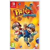 PANG ADVENTURES BUSTER EDITION - SWITCH