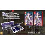 RE: ZERO - THE PROPHECY OF THE THRONE BADGE EDITION - SWITCH
